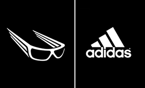 De Jongh Optometry Adidas Logo