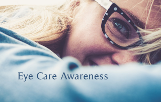 De Jongh Optometry - October is Eye Care Awareness Month